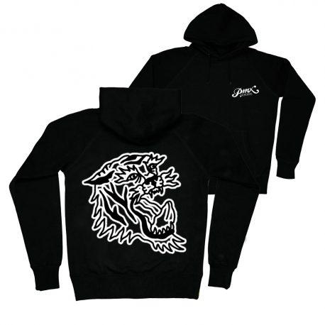 preorder pullover hoody tiger