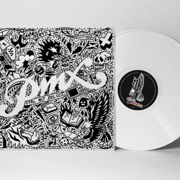 Limited Edition White Vinyl PREORDER